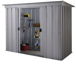 Gerätehaus Metall